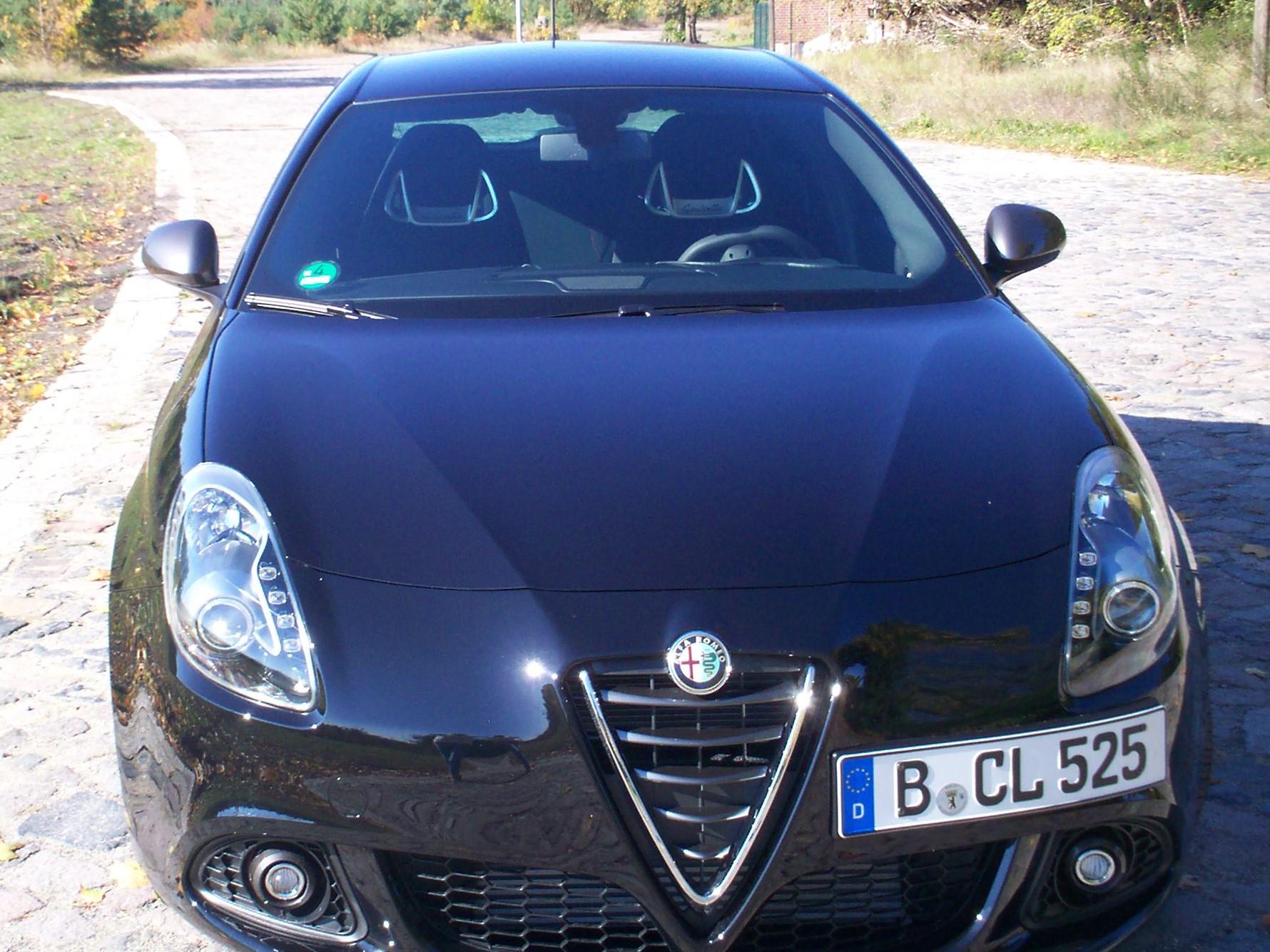 Giulietta sprint mit dem Paket sprint speciale Alfa Romeo Portal