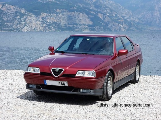 Alfa 164 Q4