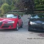 Mein erster  und zweiter Alfa, 1.6 TSpark 105 PS