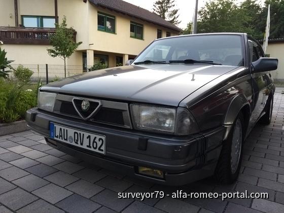 Alfa 75 3.0 QV