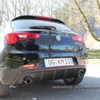 Meine Bella Giulietta 1.4 TB 16 V Multiair TCT 170 PS