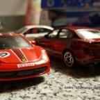 Modelautos aus Maranello