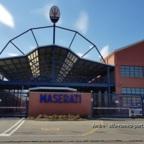 Maserati Werk in Modena
