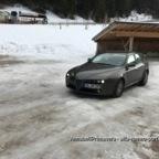 Schnee in Südtirol