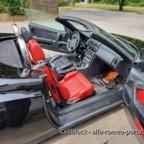 Alfa Spider 916 Umbau auf Rote Sitze