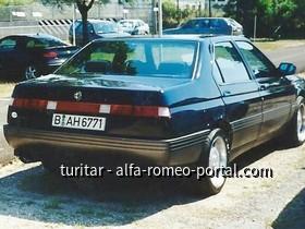 164er mit 3.0 V6 auch als Arese betitelt