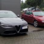 166 & Giulia