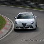 Alfa Giulietta QV Nürburgring
