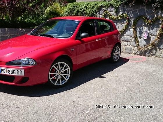 Mein erster Alfa, 1.6 TSpark 105 PS