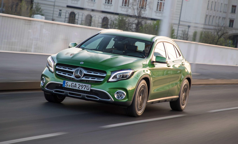 Mercedes GLA: Auch als Gebrauchtwagen eine Bank - Autogazette.de