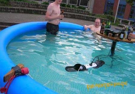 Bildergebnis für russen steckdose pool