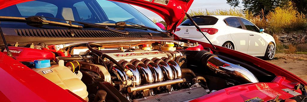 156 GTA - Giulietta QV